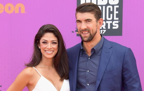 Michael Phelps and Nicole Phelps Are Expecting Baby #3!
