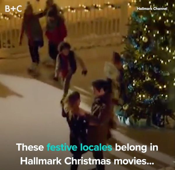 These Festive Towns Belong in Hallmark Holiday Movies
