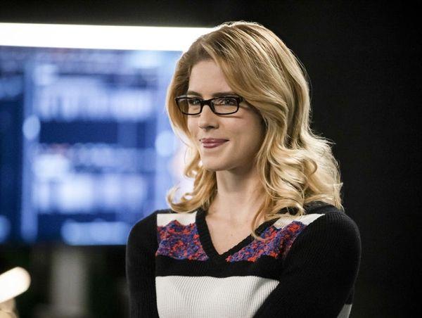 Emily Bett Rickards Reveals She's Leaving 'Arrow' After Season 7