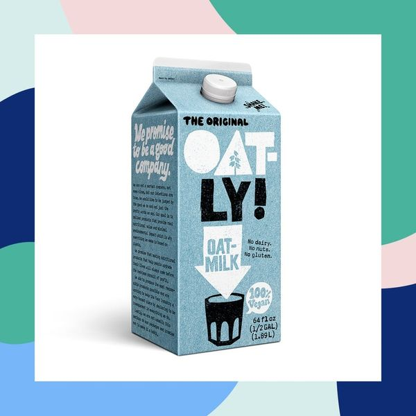 We Tried Nearly Every Oat Milk Out There; Here's How We Ranked Them