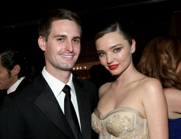 Miranda Kerr Is Expecting Another Baby With Evan Spiegel!