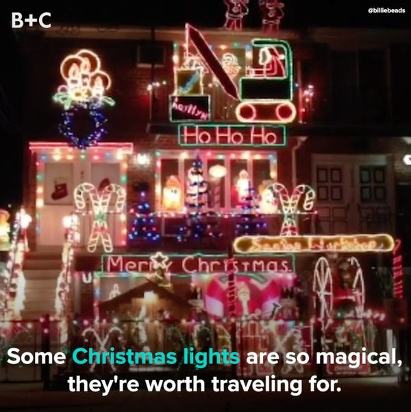 The Most Magical Holiday Lights to See Across the US