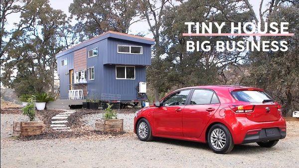 Tiny House, Big Business with Kia Motors