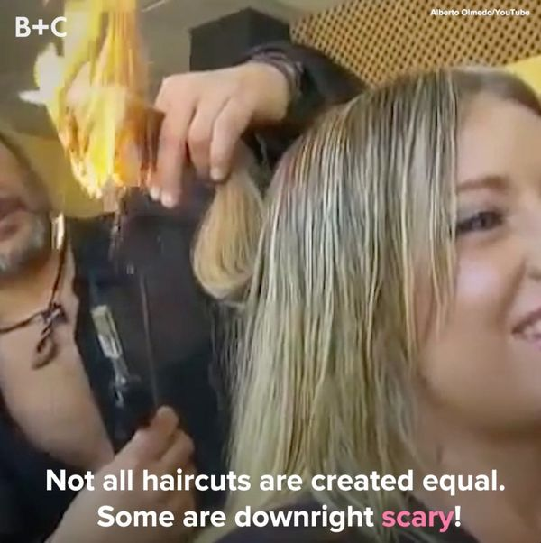 Haircuts That Look Downright Terrifying