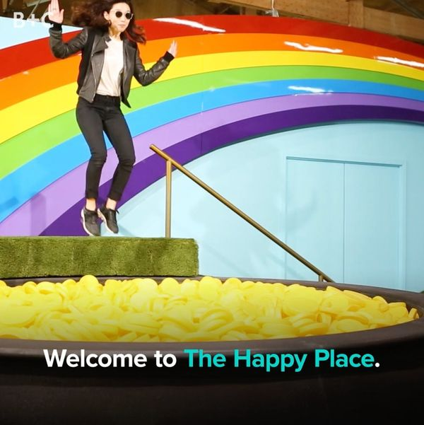 The Happy Place Is a Total Ray of Sunshine