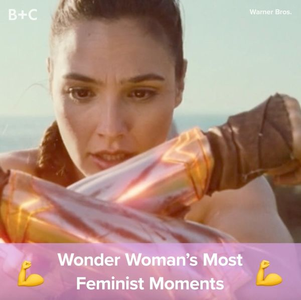 Wonder Woman's Most Feminist Moments