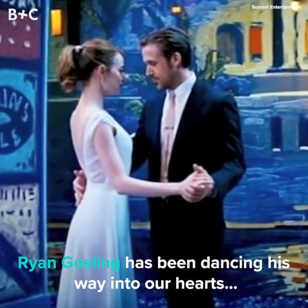 Proof That Ryan Gosling Is an Incredible Dancer