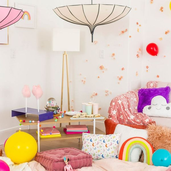 How to Create a Magical Disney-Themed Slumber Party This Spring