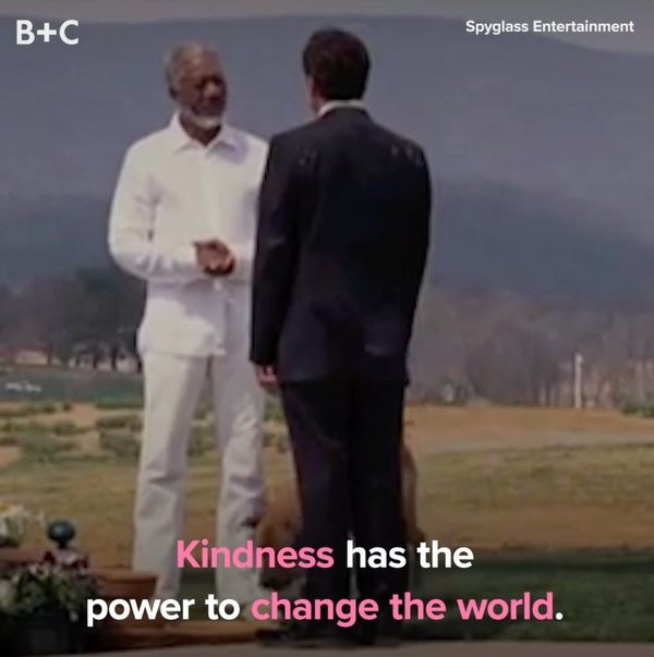 Proof That Kindness Has the Power to Change the World