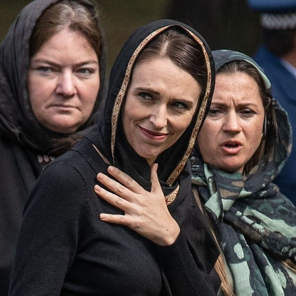 Here's What Happened When New Zealand Women Wore Headscarves to Support Muslims