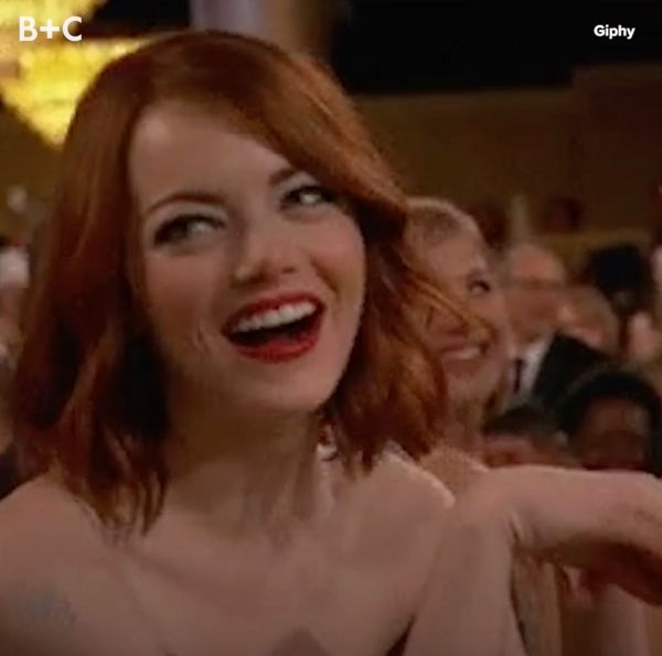 Emma Stone Is Relatable AF
