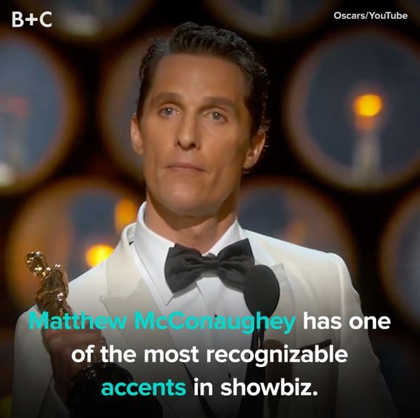 How to Get Matthew McConaughey's Texas Accent
