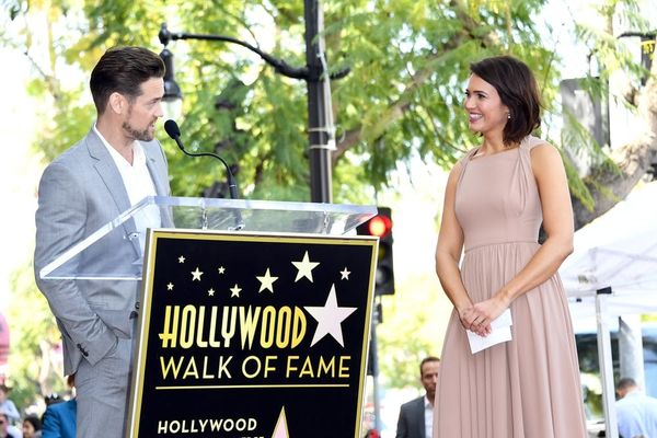Shane West Gave the Sweetest Speech at Mandy Moore's Walk of Fame Ceremony