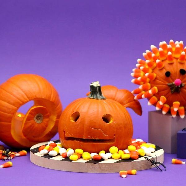 DIY Ridiculously Cute Pumpkins