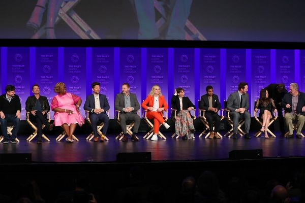 The 10-Year 'Parks and Recreation' Reunion Was a Seriously Emotional Affair