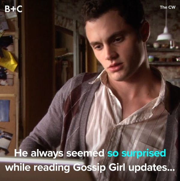 We STILL Don't Understand How Dan Was Gossip Girl