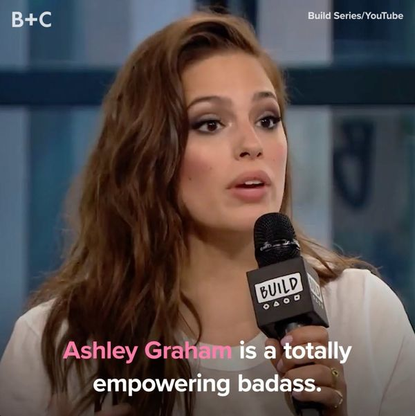 Ashley Graham Is a Totally Empowering Badass