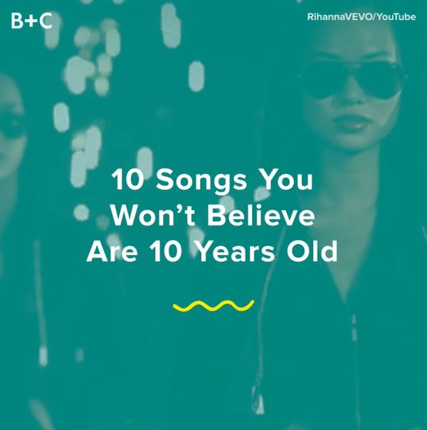 10 Songs That Turn 10 This Year
