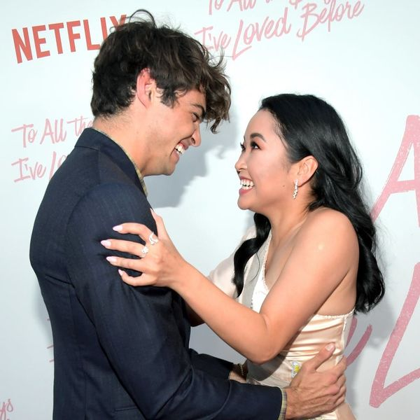 Lana Condor and Noah Centineo Just Confirmed the 'To All the Boys I've Loved Before' Sequel in an Adorable Video