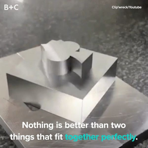 Objects Fitting Perfectly Into Other Objects Is So Oddly Satisfying