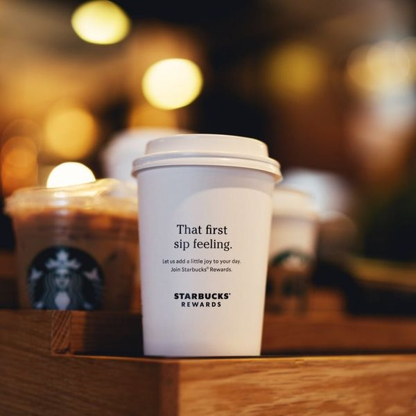 Starbucks Just Revamped Its Rewards Program to Give You So Much More