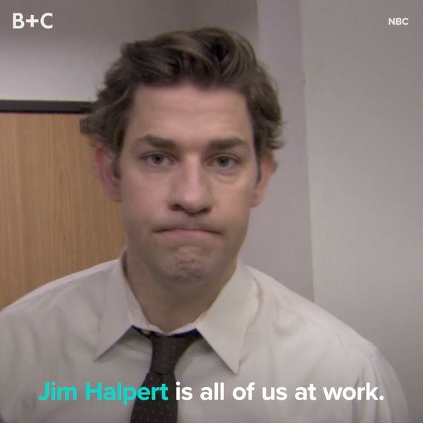Every Time Jim Halpert Was Completely Over It In 'The Office