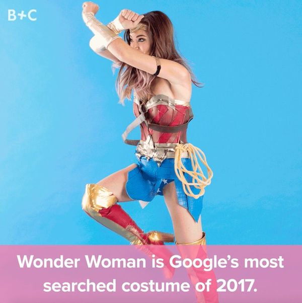 Save the Day With This Wonder Woman Costume