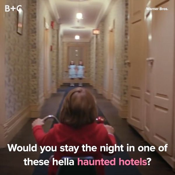 You Can Actually Stay In These Haunted Hotels