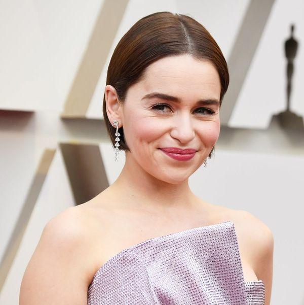 """Emilia Clarke Opens Up About Suffering 2 Brain Aneurysms: """"I Thought I Was Going to Die"""""""