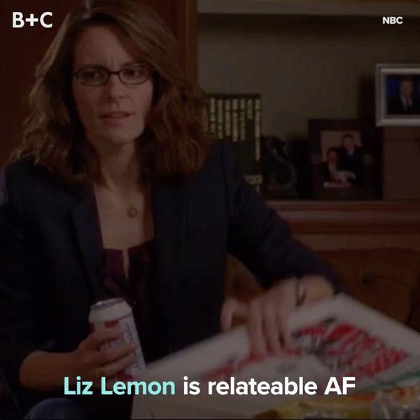 Liz Lemon Is Relatable AF