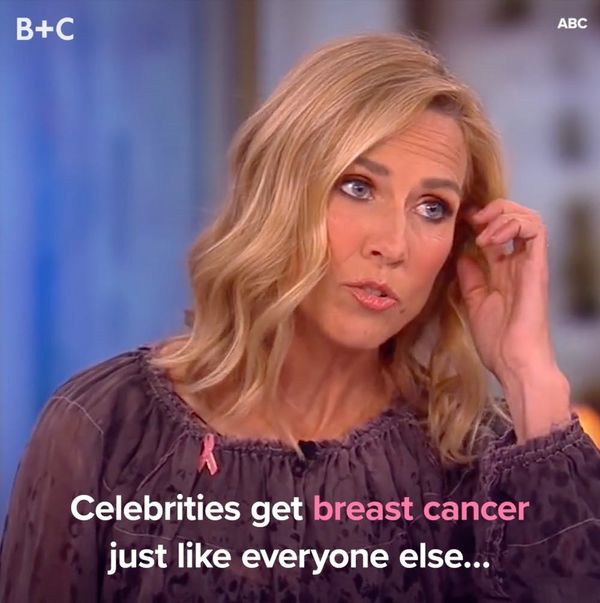 These Celebs Are Raising Awareness About Breast Cancer
