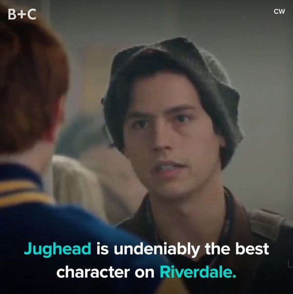 Jughead Is Undeniably the Best Character On Riverdale