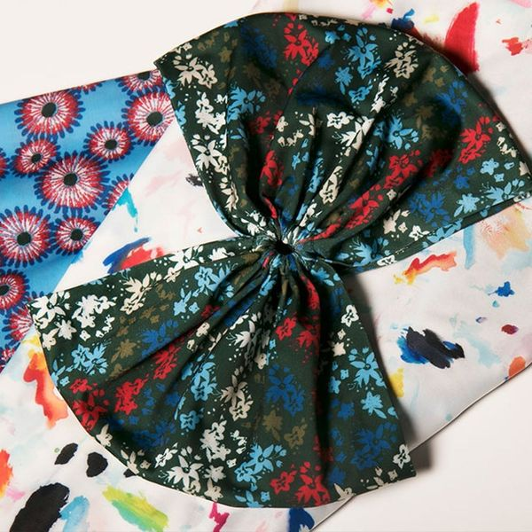 Tanya Taylor's Vibrant Headscarves Bring Comfort and Style for Women Undergoing Chemotherapy