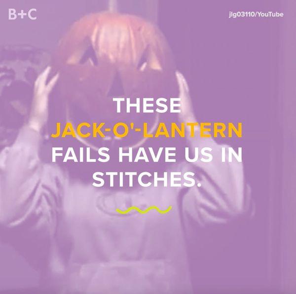 Pumpkin Fails That Will Make You LOL