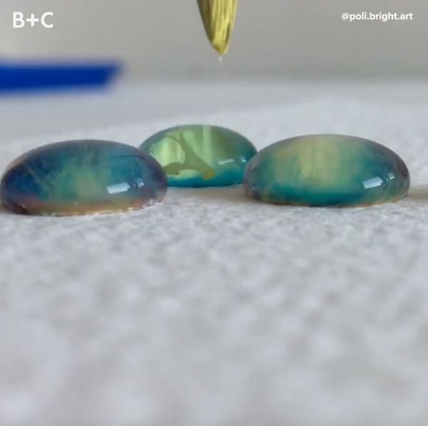 These Waterdrops Are So Satisfying
