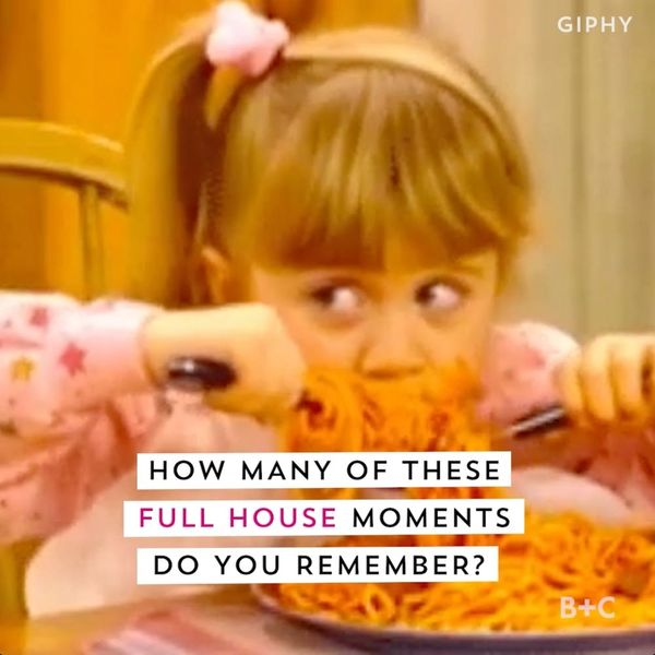 The Best Moments on Full House