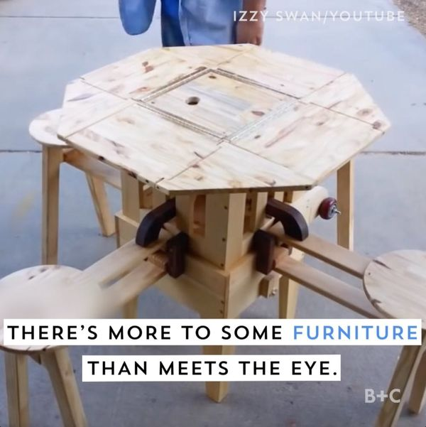 These Pieces of Furniture Are Weirdly Satisfying
