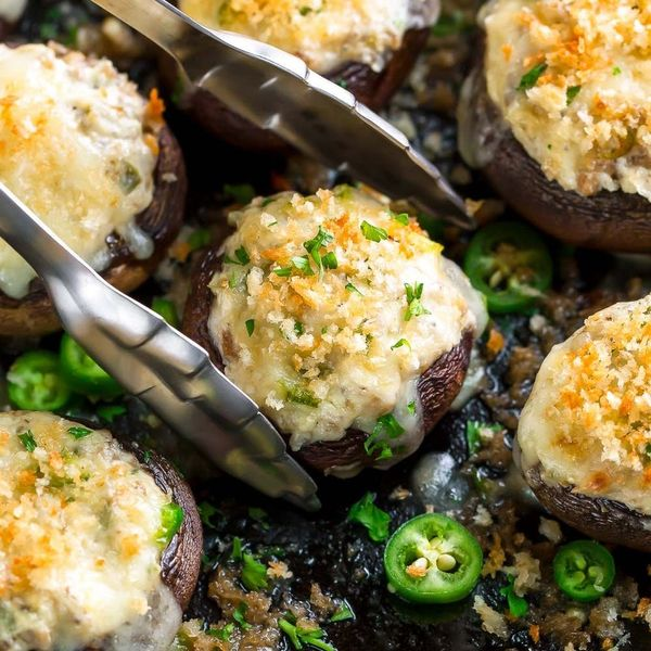 20 Stuffed Mushroom Recipes to Serve at Your Next Soiree