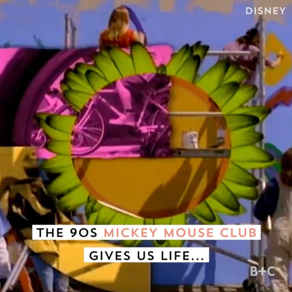 The Best Mickey Mouse Club Memories