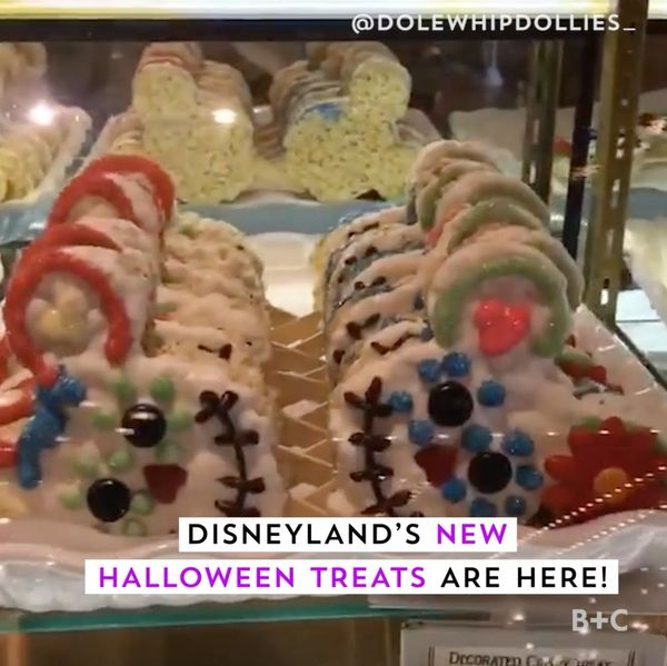 Disneyland's New Halloween Treats Are Officially Here
