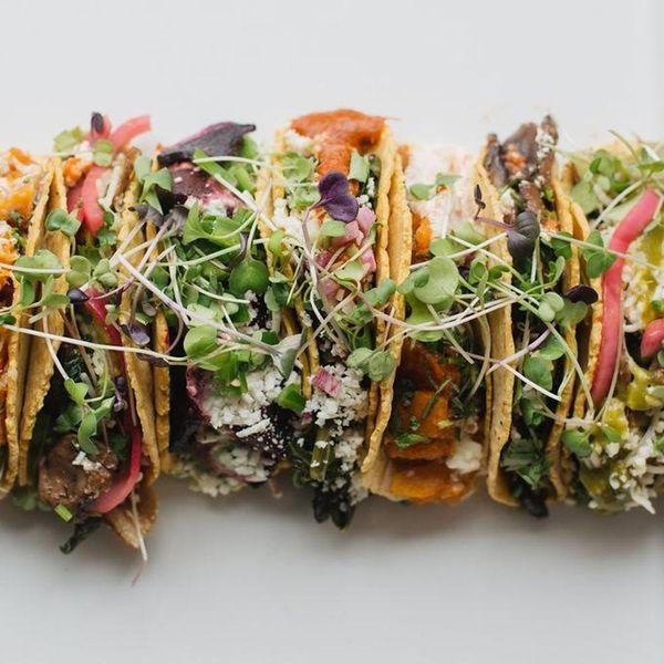 How Two Friends Took a Risk and Launched a Trendy Vegetarian Taco Spot