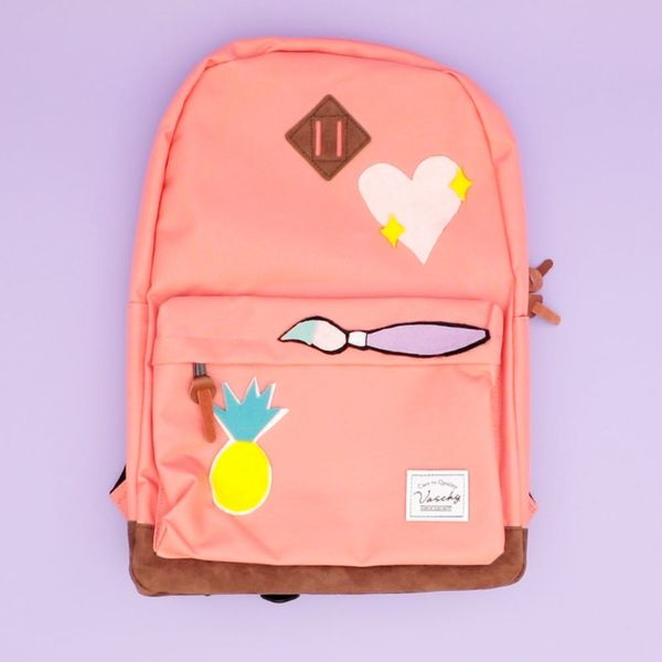 How to DIY Backpack Patches