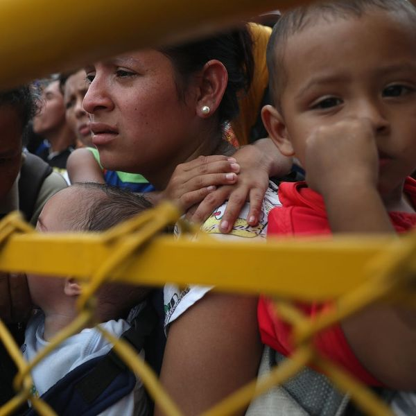 The US Government Is Still Breaking Up Families at the Border, But Not Without a Fight