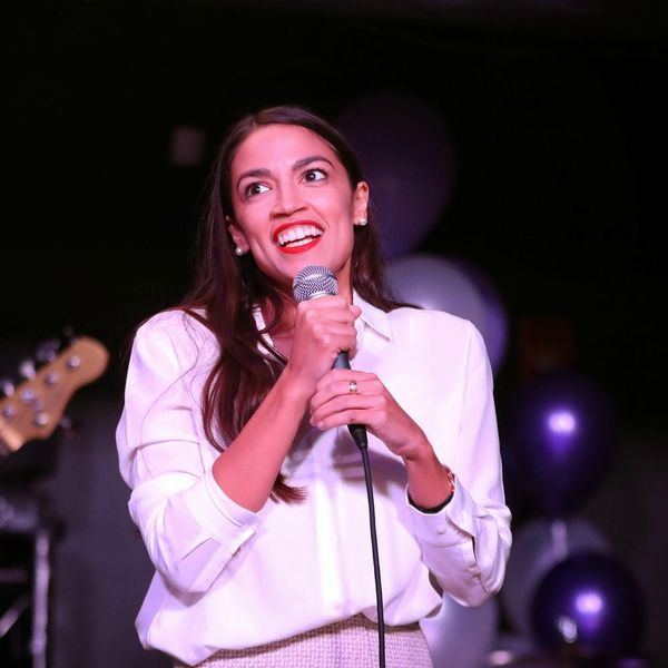 The Point AOC Echoed About Having Kids and Climate Change Is Legit — But Politically Risky