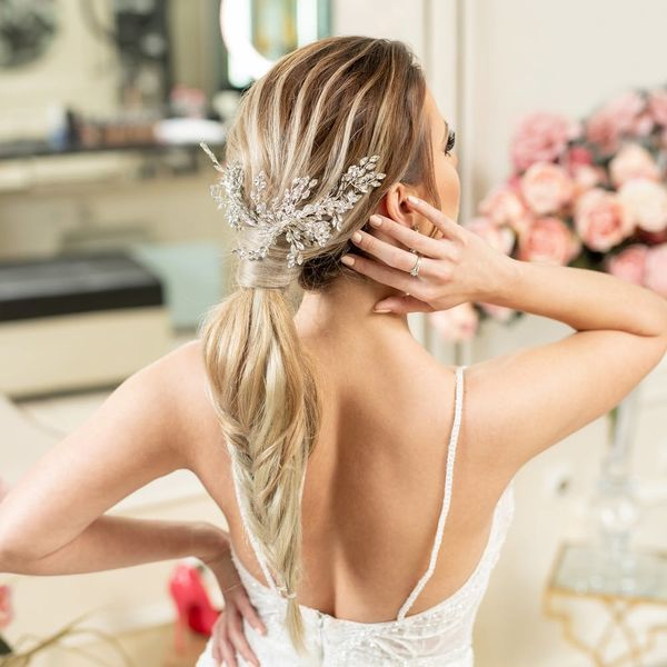 37 'I Do'-Worthy Wedding Hairdos