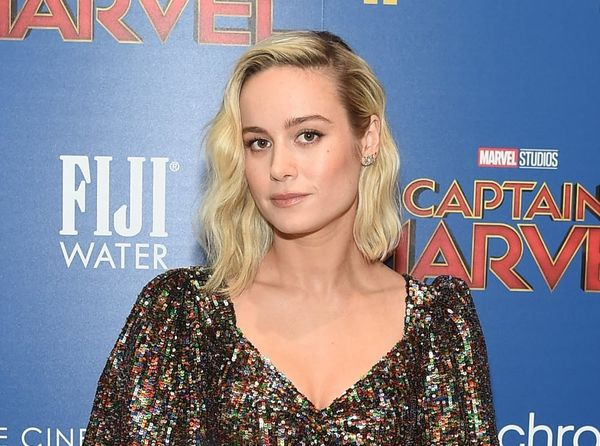 Brie Larson Surprised 'Captain Marvel' Fans in the Sweetest Way