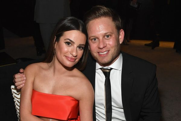 Lea Michele and Zandy Reich Are Officially Married!