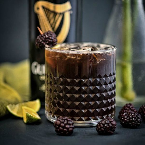 guinness cocktails for st. patrick's day