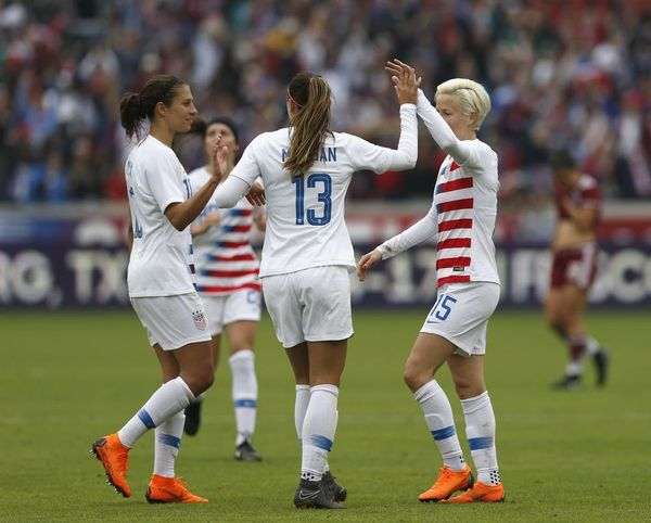The US Women's Soccer Team Is Suing for Equal Pay