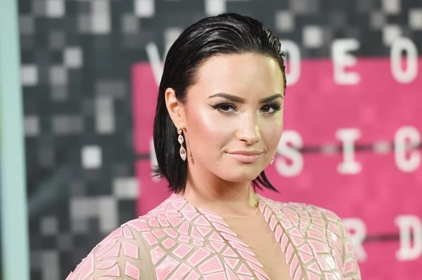Demi Lovato Sent Herself Flowers and an Empowering Note in an Inspiring Act of Self-Love